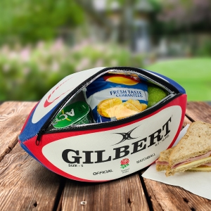 Rugby Ball Lunch Bag